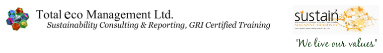 Sustainability Consulting & Reporting, GRI Certified Training, Integrated Reporting Training